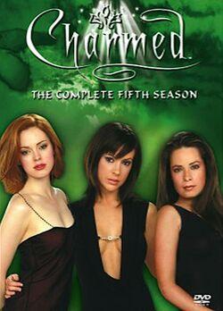 Charmed DVD S5 R2