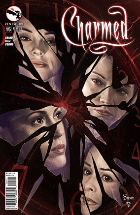 Charmed Ten 15-cover-A