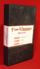 Fine Romance tape