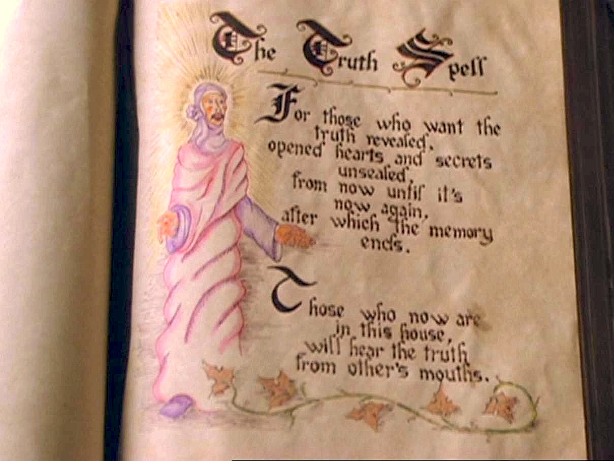 The Truth Spell | Charmed | Fandom powered by Wikia
