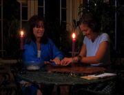 1x01-Piper-Phoebe-Spirit-Board