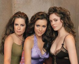 Charmed Season 8 promotional