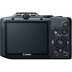 Canon PowerShot SX160 IS Back