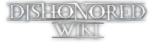 Dishonoured Wiki-wordmark