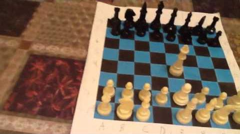Chess Moves and Pieces King