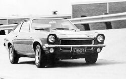Vega GT - Super Stock July 1972