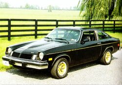 1975 Cosworth Vega Hatchback