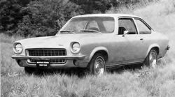 1971 Vega sedan - MT VW-Pinto-Vega comparison