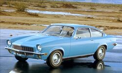 1971 Chevrolet Vega Hatchback Coupe