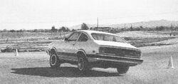 Vega GT - R&T August 1975