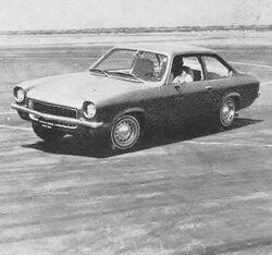 71 Vega Sedan
