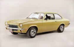 1971 Vega Sedan Hemmings Daily Sept. 21, 2016