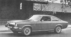 1973 Vega GT R&T June 1973
