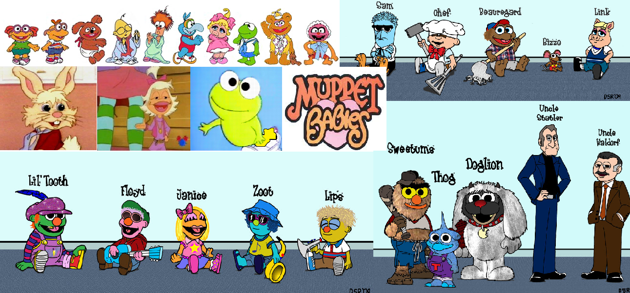 Pictures of Janice Muppet Babies - #rock-cafe