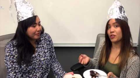 Chocolate Covered Silkworms Taste Test