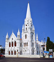 Saint Thomas' Basillica in India