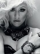 Christina-Aguilera-Posing-for-In-Style-Magazine-435x580