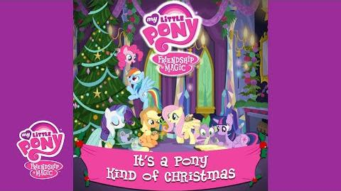 "MLP Friendship is Magic - ""Deck the Halls"" Audio Track"