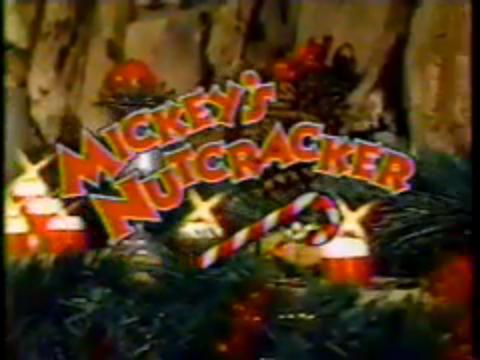 Mickey S Nutcracker Christmas Specials Wiki Fandom