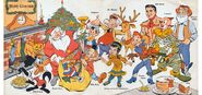 Howdy-Doody-Christmas-Party-inside-sleeve