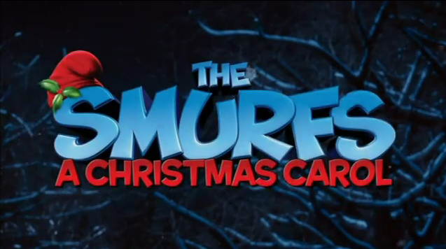 The smurfs a Christmas carol (2011)