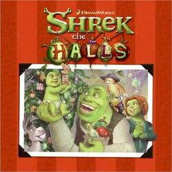 Shrek the Halls Book
