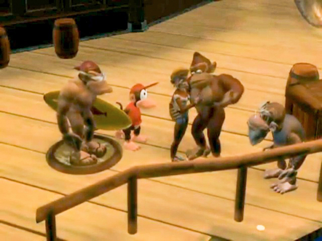 File:Donkey Kong and friends.jpg