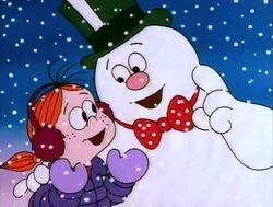 Frosty and Holly singing - LTBS