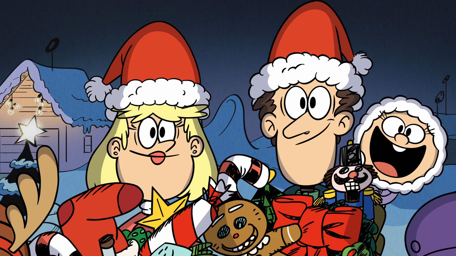 lynn sr and rita loud christmas specials wiki fandom powered