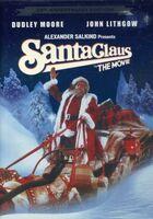 SantaClausTheMovie DVD 2005
