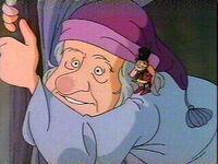 Scrooge matthau