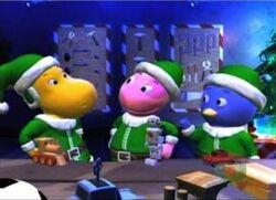 The Elves at the Workshop