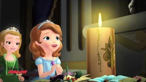Sofia The First - Holiday In Enchancia - Song - Wassalia Day