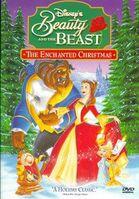BeautyAndTheBeast TheEnchantedChristmas DVD 1998