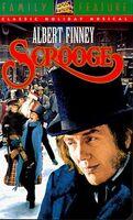 Scrooge VHS 1992