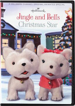 Jingle and Bell's Christmas Star DVD