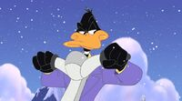 Daffy in Bah Humduck