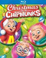 ChristmasWithTheChipmunks Bluray