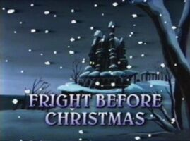 Fright Before Christmas (The Spooktacular New Adventures of Casper)