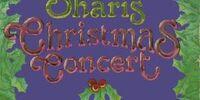 Shari's Christmas Concert