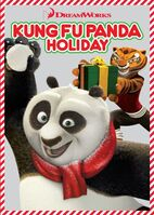 KungFuPandaHoliday DVD 2013