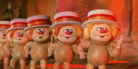 Heat Miser's minions