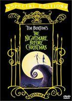 NightmareBeforeXmas DVD 2000