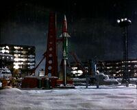 Snow rocket