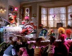 JingleBellRock in MuppetFamilyChristmas