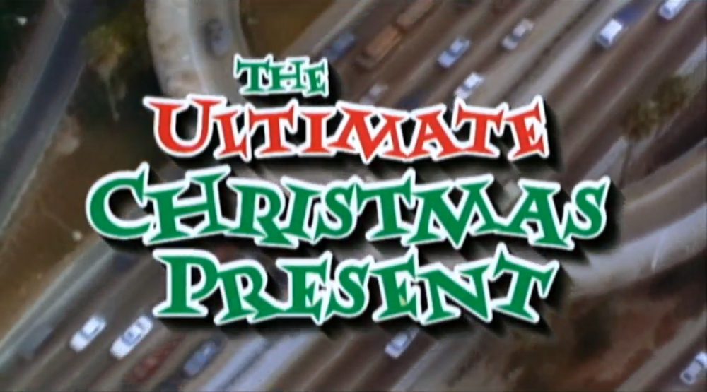 The Ultimate Christmas Present | Christmas Specials Wiki | FANDOM ...