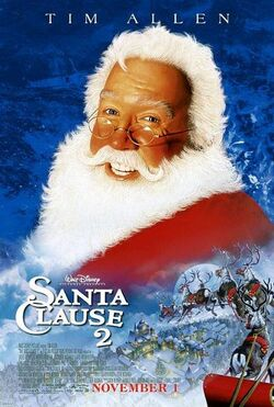 TheSantaClause2 Poster