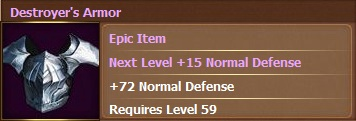 Destroyer's Armor(1)