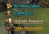 Trade Pending