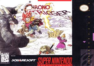 Chrono Trigger cover